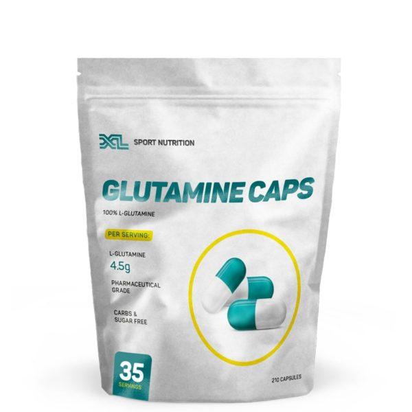 SportNutriton_GlutamineCaps